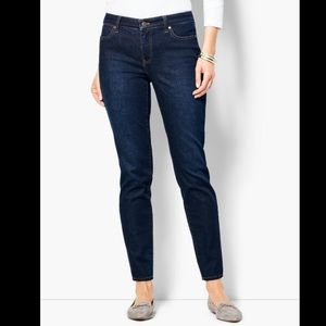Talbots Flawless Slim Ankle Jean